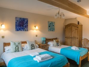 The George Inn and Millingbrook Lodge Forest of Dean accommodation